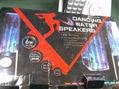 SPENCERS Speakers DANCING WATER SPEAKERS
